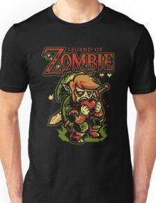 Legend of Zelda Zombie Unisex T-Shirt