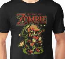 Legend of Zelda Zombie Unisex T-Shirt