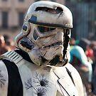 Zombie Storm Trooper by Josef Pittner