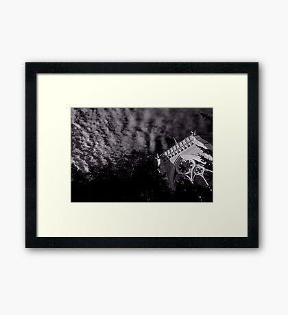 Chapter House Framed Print