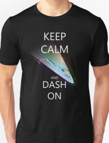 Keep Calm and Dash On T-Shirt