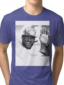 Lebron James Tri-blend T-Shirt