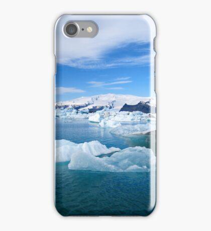 Iceland Icebergs iPhone Case/Skin
