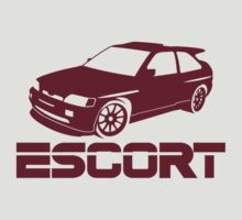 Ford Escort RS Cosworth - 1 by TheGearbox
