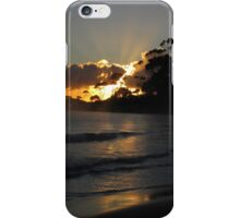 Binalong Bay Sunrise, Tasmania - Australia iPhone Case/Skin