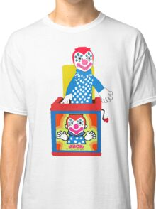 Jack in the Music Box- Nostalgia Toys Classic T-Shirt