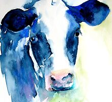 Blue Moo by Sunflower3