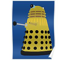 Enemies of the Doctor #3 - The Daleks Poster