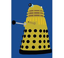 Enemies of the Doctor #3 - The Daleks Photographic Print