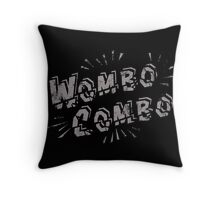 Wombo Combo Throw Pillow