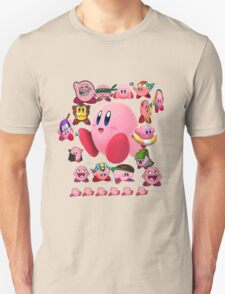 Collage O Kirby T-Shirt