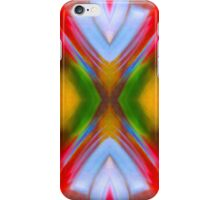 Tropical split iPhone Case/Skin