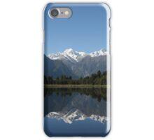 Lake Matheson - New Zealand iPhone Case/Skin