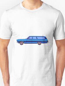 1965 Plymouth Fury I Unisex T-Shirt
