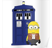 Minion Doctor Who Poster