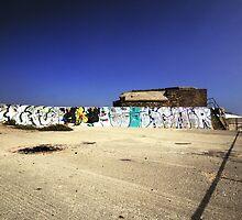 Shoebury Garrison by Nigel Bangert