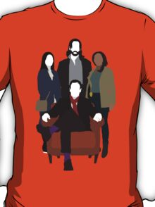 Sleepymentary - Elementary/Sleepy Hollow T-Shirt