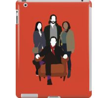 Sleepymentary - Elementary/Sleepy Hollow iPad Case/Skin