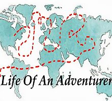 Life Of An Adventurer by Joss Lynn