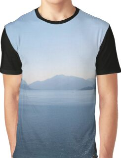 The Turquoise Coast of Marmaris Turkey Graphic T-Shirt