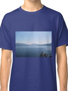 The Turquoise Coast of Marmaris Turkey Classic T-Shirt