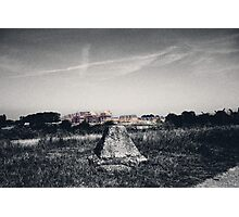 Shoebury Garrison Photographic Print