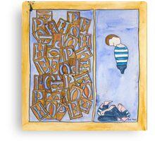 Boîte à joujoux 12 Canvas Print