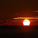 Melting sunrise by Aoife McNulty
