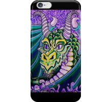 dragon close up (phone) iPhone Case/Skin