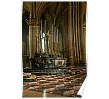 Notre-Dame de Reims Poster