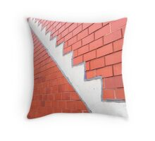 """Just Another Brick In The Wall"" Throw Pillow"