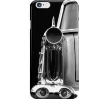 Rear (black&white) iPhone Case/Skin