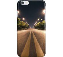 iStreet - Midnight iPhone Case/Skin