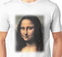 Da Vinci - Mona Lisa Unisex T-Shirt