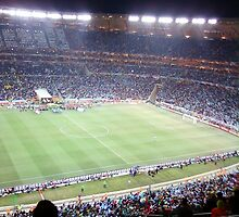 Mexico v Argentina, World Cup 2010 by omhafez