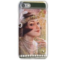 Vintage Greeting Card Art for all occasions iPhone Case/Skin