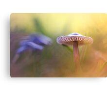 Mystic Mushroom.... Canvas Print