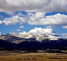 Mountain Landscape by pjphoto181