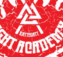Lothbrok Fight Academy Sticker