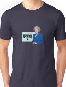 Back in... Unisex T-Shirt