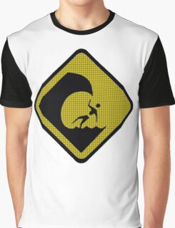 Big Waves Graphic T-Shirt