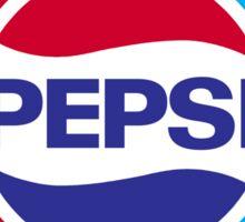 old pepsi Sticker