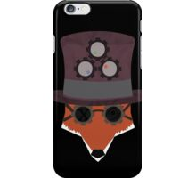 Fox EsSteam iPhone Case/Skin