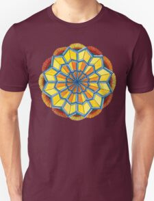 Star Power Mandala #2 T-Shirt T-Shirt