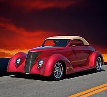 1937 Ford Cabriolet I by DaveKoontz