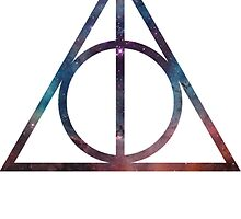 Deathly Hallows Nebula by DailyJohnLock