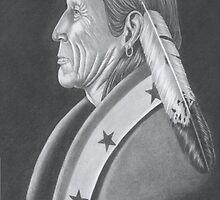 Chief by Joseph Steadman