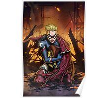 Zenith Comics Presents: Heroic Cover Poster