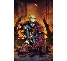 Zenith Comics Presents: Heroic Cover Photographic Print