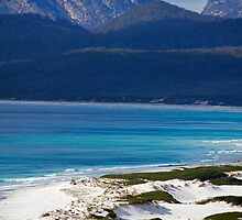 Friendly Beaches, Tasmania by Keith Midson